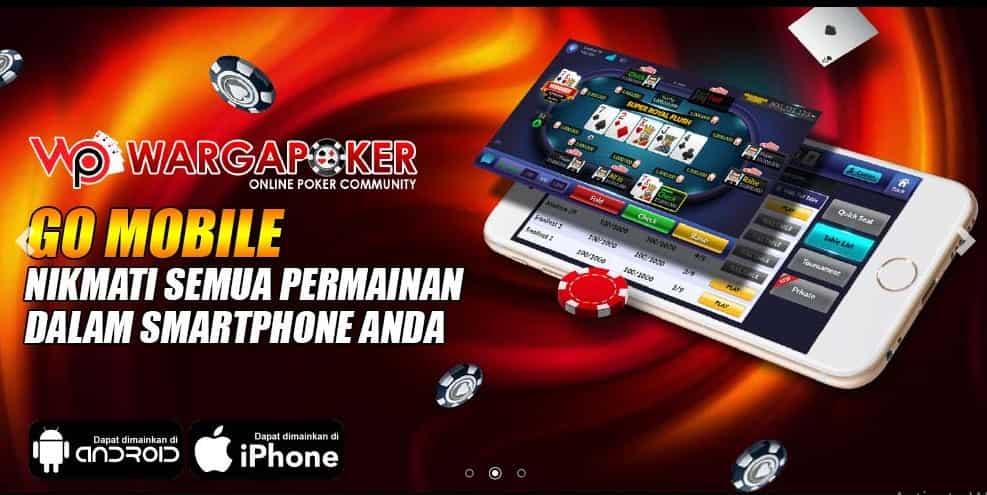 Pusat Permainan Judi Online Poker dan Dominoqq Terbaru di Wargapoker