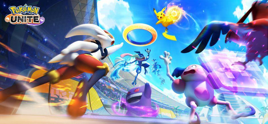 Game Pokemon Unite Berbeda Dengan Mobile Legends