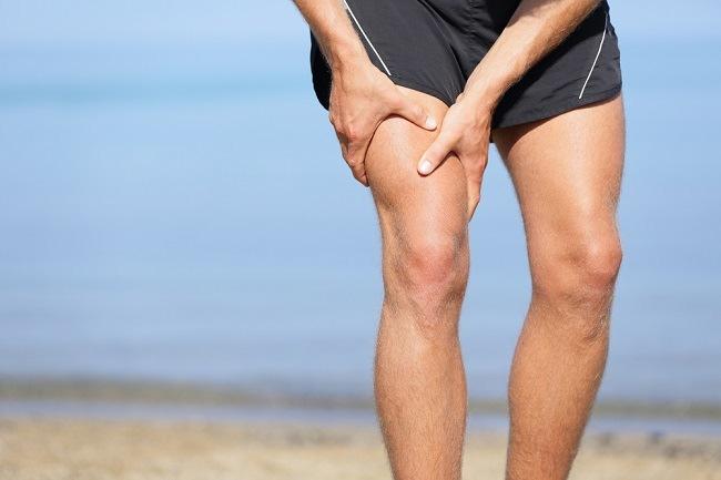 Jenis dari cedera olahraga yang sering terjadi