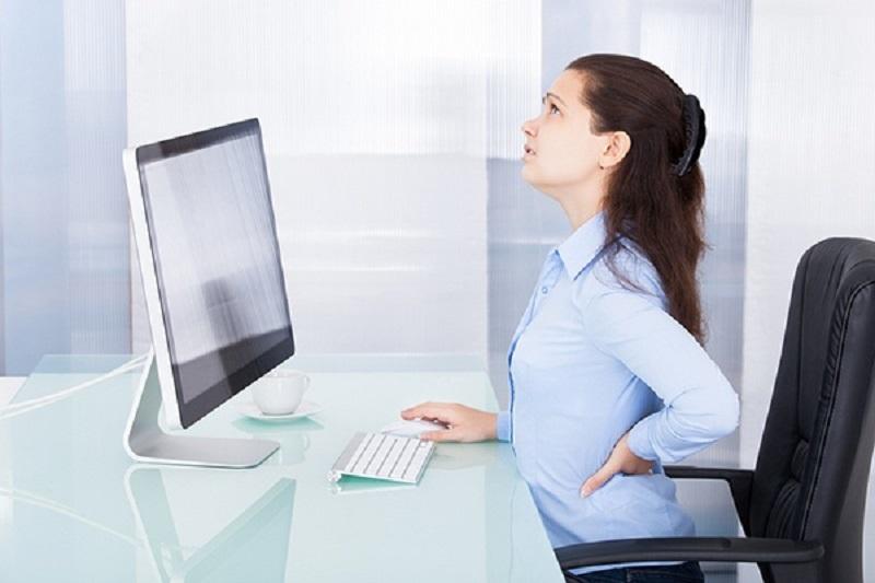 Beberapa posisi duduk yang benar bagi perkerjaan kantoran supaya tidak mudah lelah