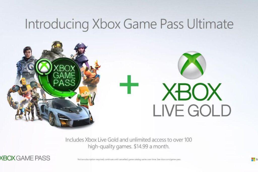 Microsoft Mengeluarkan Ratusan Video Game Xbox Live Gold