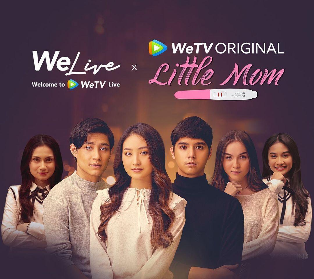 Little Mom Web Series Sukses Trading Di 16 Negara